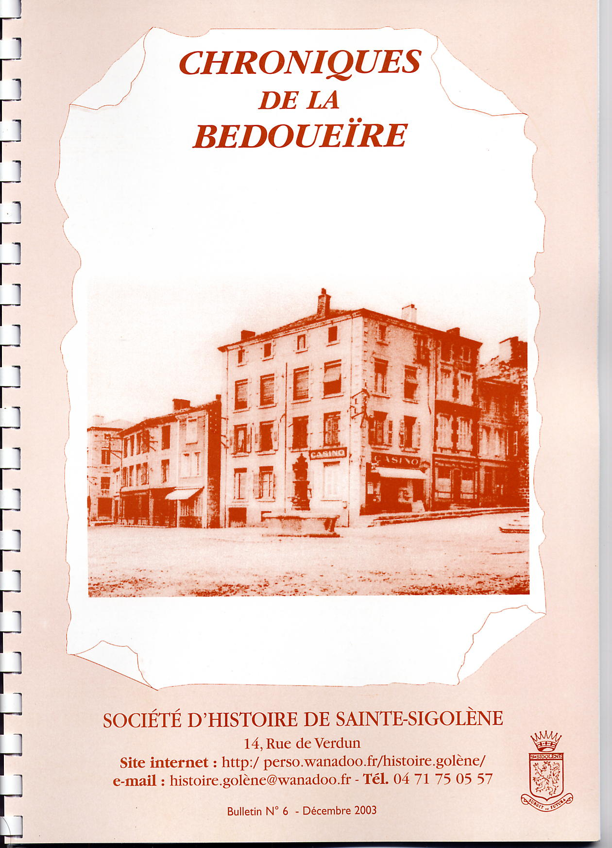 Bedoueire n°6